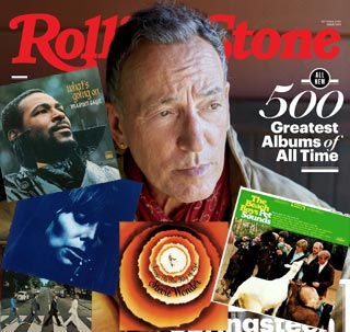 Rolling Stone U.S.A. October 2020: 500 Greatest Albums of All Time